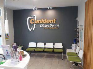cunident interior dentista