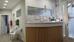 recepcion villanueva de la canada cunident dentista